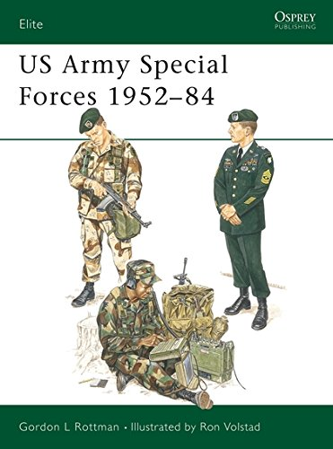US Army Special Forces 1952–84 (Elite)
