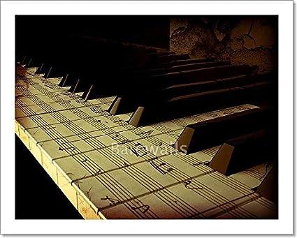 amazon com barewalls hold piano paper print wall art paper print