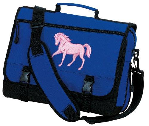 Horse Theme Laptop Bag Horses Messenger Bags