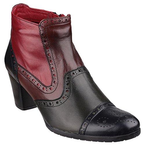 Riva Damen Duet Ankle Boots (40 EU) (Marineblau)