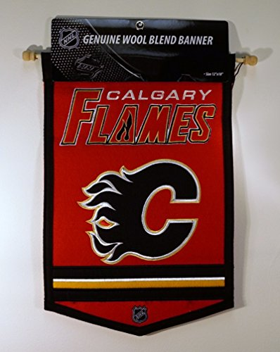 - NHL Calgary Flames Traditions Banner