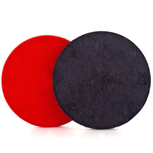 Flexipads 6' Denim Aggressive *Orange Peel* Rotary Machine Polishing Pad
