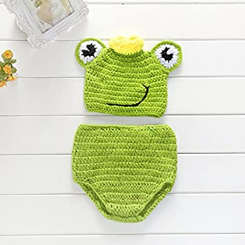 PEPEL Baby Neugeborene Fotografie Requisiten niedliche Frosch ...