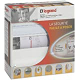 Legrand LEG93020 Tableau 1 rangée 13 modules + borne terre DRIVIA