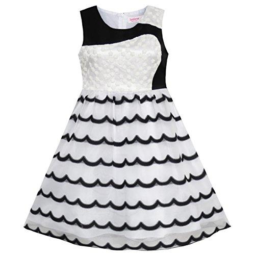 Sunny Fashion Girls Sleeveless Pattern product image