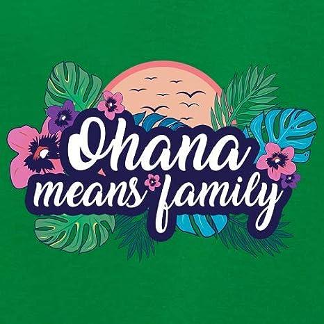 Ohana Means Family 8 Colours Kids Jumper