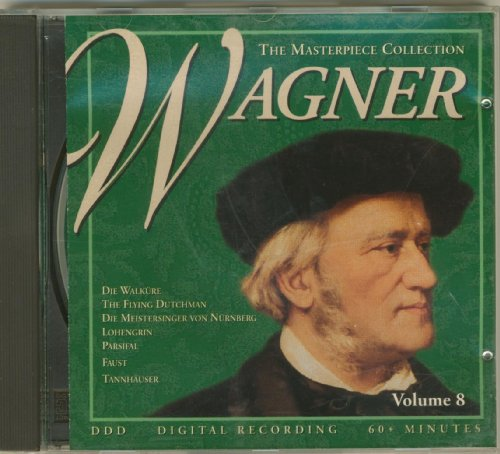 Richard Wagner (The Masterpiece Collection) Volume (Contas Collection)
