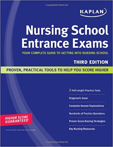 Kaplan Nursing School Entrance Exams Your Complete Guide To Getting