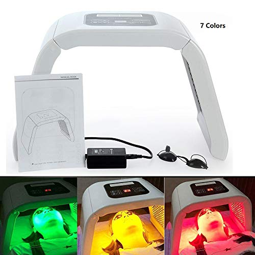 7 Color Led Lights