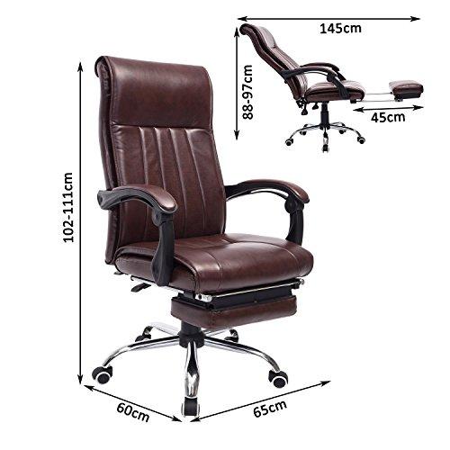 Poltrona ufficio reclinabile - Poltrona ergonomica ikea ...
