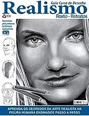 Guia Curso de Desenho - Realismo: Rosto - Retratos