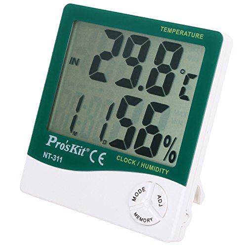 Pro'sKit NT-311 Digital Temperature/Humidity Meter