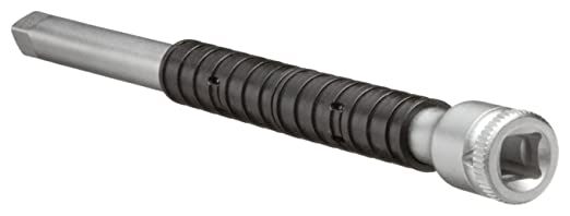 Square drive 1//4 Head x 150mm Extension Wera Zyklop 8796 LA Long extension