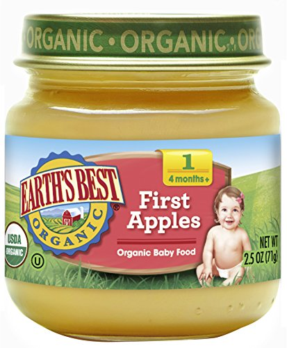 earths best stage one baby food - 2