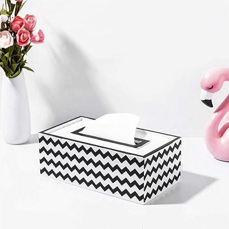 Soporte Simple de la Caja de Madera para el Almacenamiento de la servilleta de la Cocina del hogar, Onda de Diamante, China: Amazon.es: Hogar