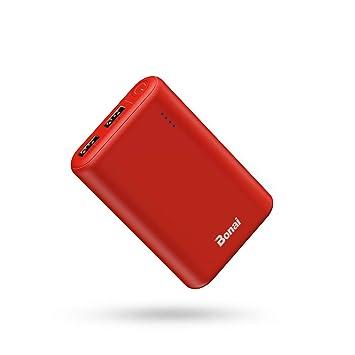 BONAI Mini Bateria Externa para Movil [7800mAh, Universal ...
