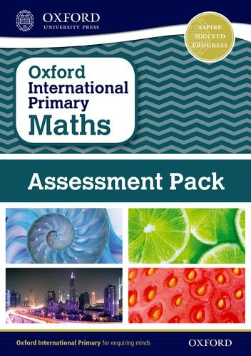 Download Oxford International Primary Maths Assessment Pack ebook