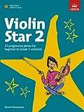 Huws Jones: Violin Star 2 (Student's Book with CD)