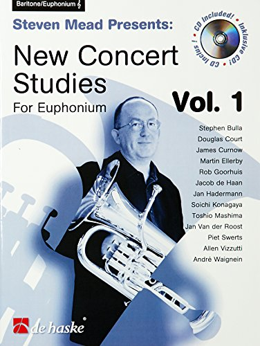 Steven Mead Presents: New Concert Studies for Euphonium Vol. - Steven Presents Mead