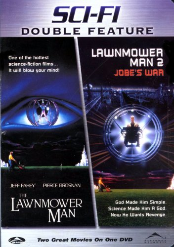 The Lawnmower Man / The Lawnmower Man 2 (Double Feature)