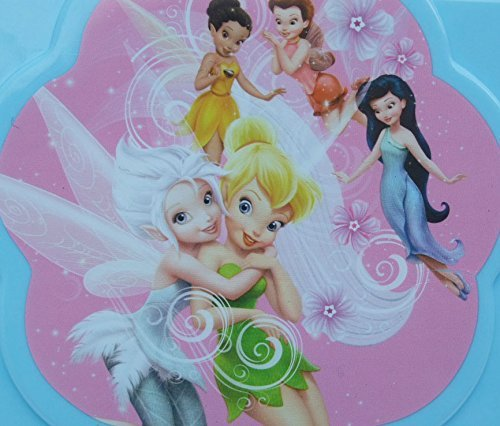Disney Tinker Bell Die Cut Sandwich Box 10219 Fairy Lunch Box Import Goods 14412