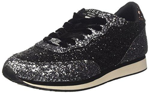 A Collo Multicolore Guess blkgr Donna Sunny Basso Sneaker zEAqxwSqF