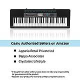 Casio CTK-2550 61-Key Portable Keyboard with App