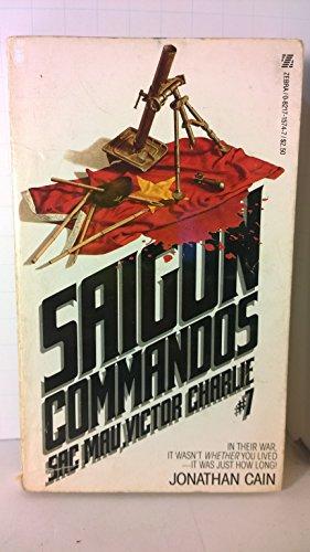 book cover of Sac Mau, Victor Charlie