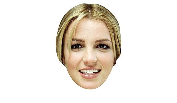 Britney Spears Young Mask: Amazon.es: Juguetes y juegos