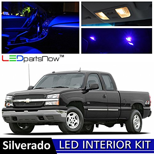 Gm Interior Led Lights - 4