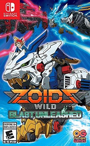 Zoids Wild: Blast Unleashed – Nintendo Switch