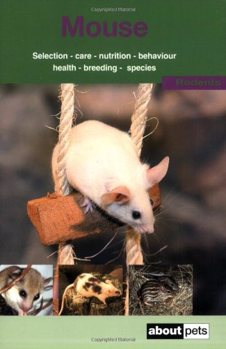 The Mouse  A Guide To Selection Housing Care Nutrition Behaviour Health Breeding Species And Colours  About Pets