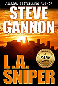 L.a. Sniper by Steve Gannon ebook deal