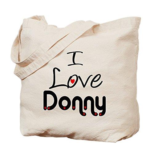Shopping Canvas Tote Ilovedonnyblk Cloth Bag CafePress Bag Natural xwgYqYz