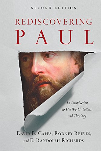 Rediscovering Paul: An Introduction to His World, Letters and Theology image