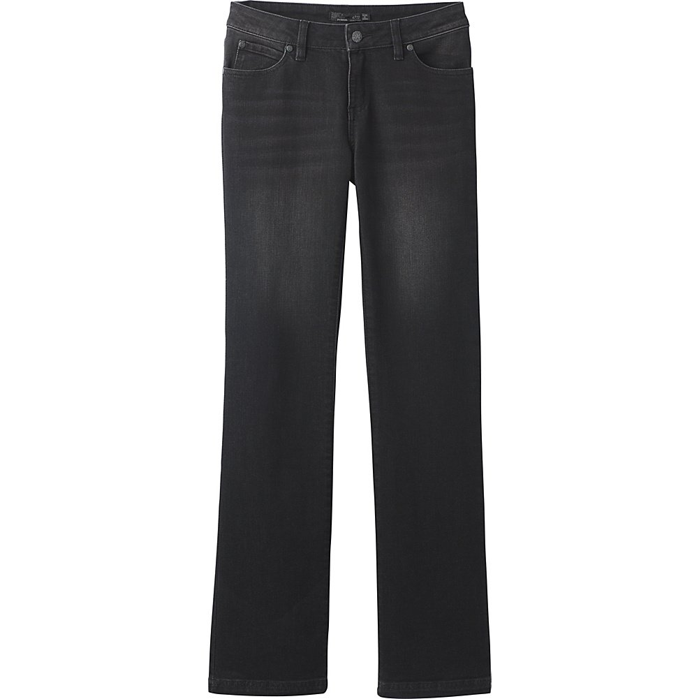 Black prAna Geneva Jean Regular Inseam