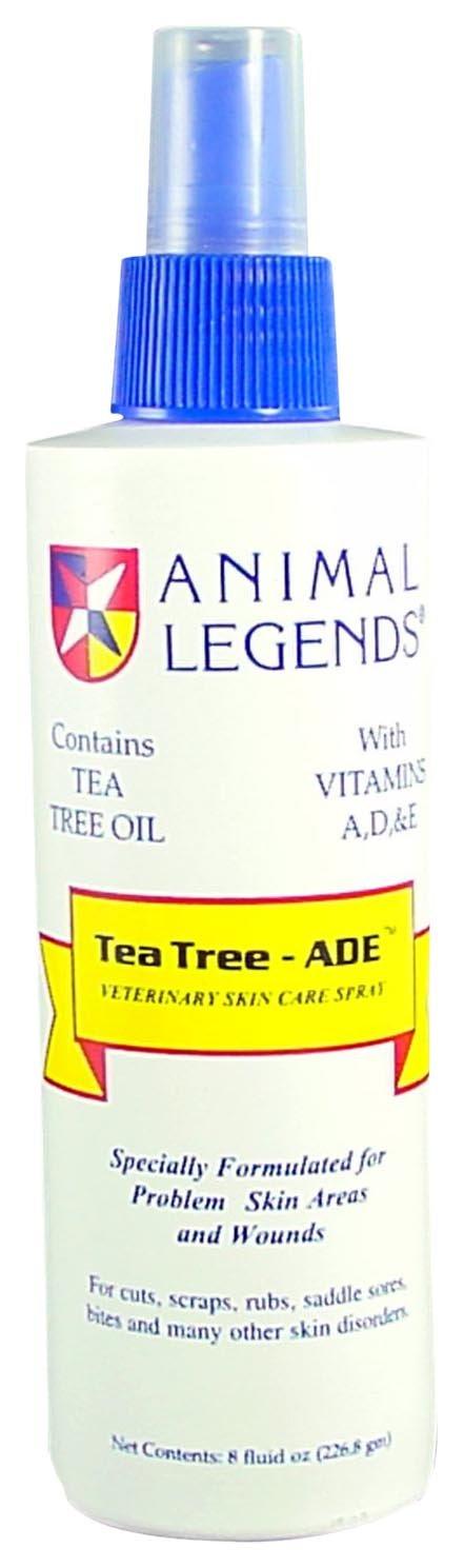 Animal Legends Tea Tree, ADE Skin Care Spray for Horses
