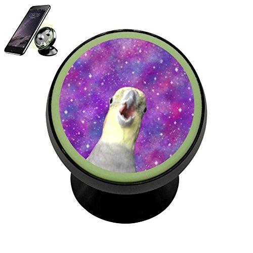 PG-Gai Cosmic Honk Honking Bird Universal Magnetic Car Mount - Ultra-Compact 360 Rotation Phone Holder Dashboard Mount ()