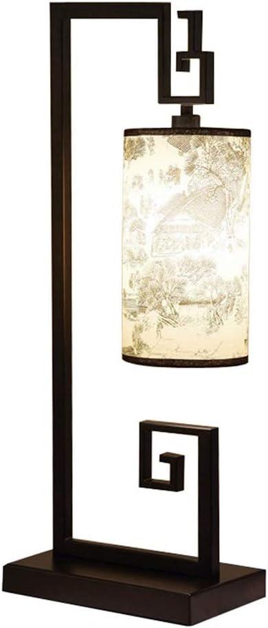 ZWeiD Lámpara de mesa, Luz de lectura Salón Lámpara de mesa ...