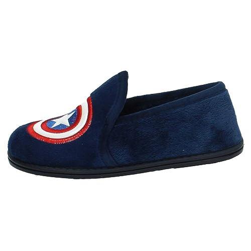 MORANCHEL 3469 Zapatilla Vengadores NIÑO Zapatillas CASA: Amazon.es: Zapatos y complementos