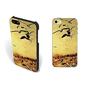 Diy For Iphone 4/4s Case Cover Morning Lake Diy For Iphone 4/4s Case Cover Hard Plastic