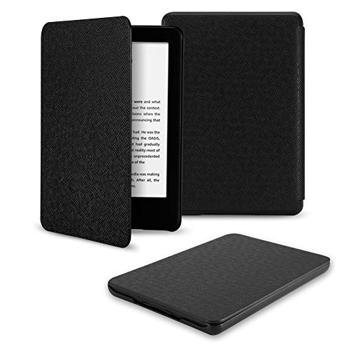 (VSER All-New Kindle 2019 Case Cover, Thinnest Lightweight Premium PU Leather Protective Shell Cover with Auto Wake/Sleep, Fits for All-New Kindle 10th Generation 2019 Released Only)