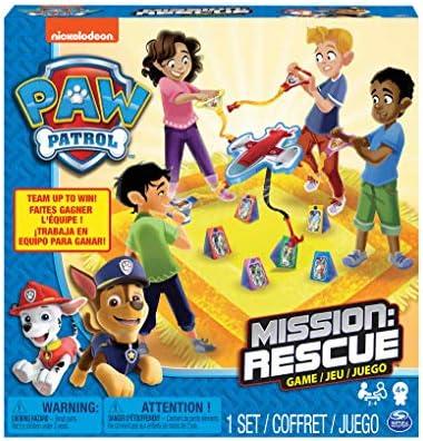 Paw Patrol 6047061 - Juego de Mesa Infantil: Amazon.es: Juguetes y ...