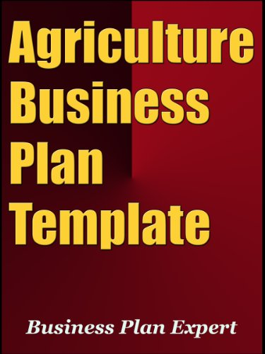 Amazon agriculture business plan template including 10 free agriculture business plan template including 10 free bonuses by plan expert business friedricerecipe Choice Image