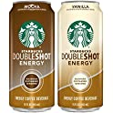 12-Pack Starbucks Doubleshot Energy Coffee Can Variety Pack
