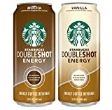 Cheap Starbucks Doubleshot Energy Coffee Beverage Variety Pack, 15 Ounce (12 Cans)