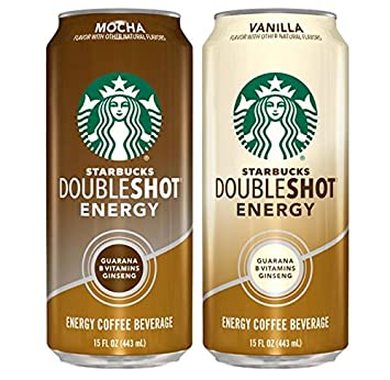 Starbucks Doubleshot Coffee And Protein Vanilla 4 Count
