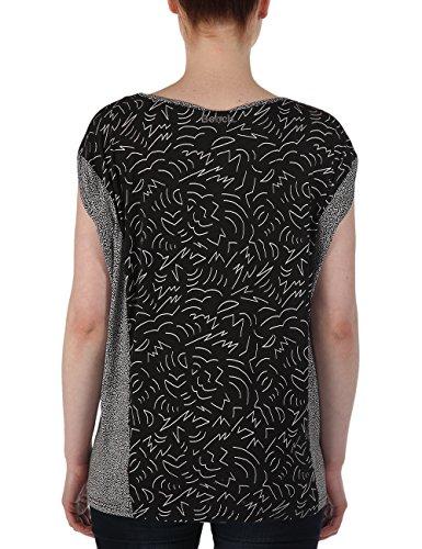 Bench T-Shirt Inversi - Camiseta / Camisa deportivas para mujer Negro (Jet Black)