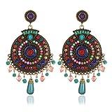 Shining Diva Fashion Jewellery Fancy Party Wear Earrings (Multicolor)