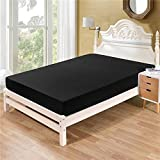 #7: Scalasheets 800TC Super Soft Fitted Sheet 1PCs 100% Egyptian Cotton 21 inches DEEP Pocket